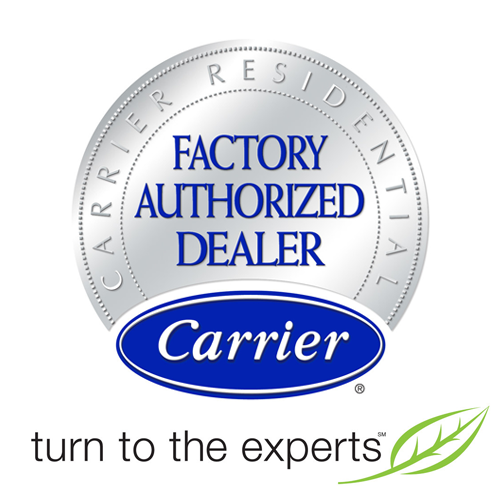 Carrier Factory Authorized Dealers