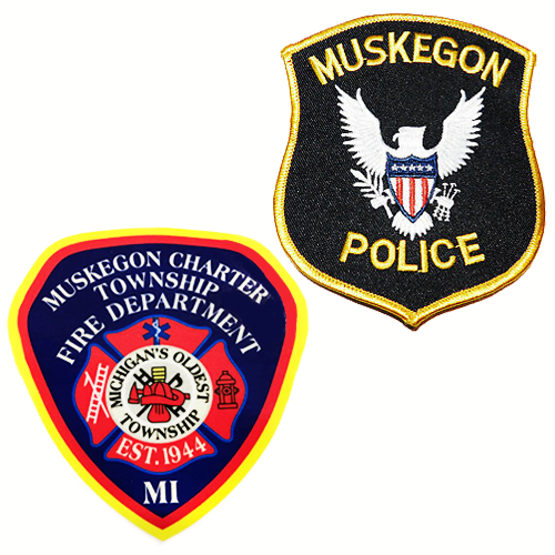 Muskegon Fire and Police Department's Events